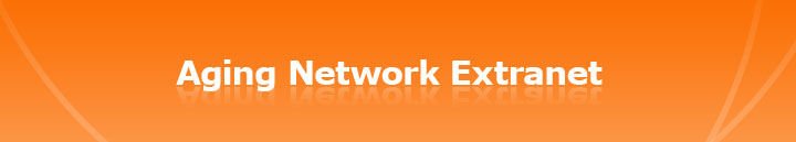 Welcome to the Aging Network Extranet